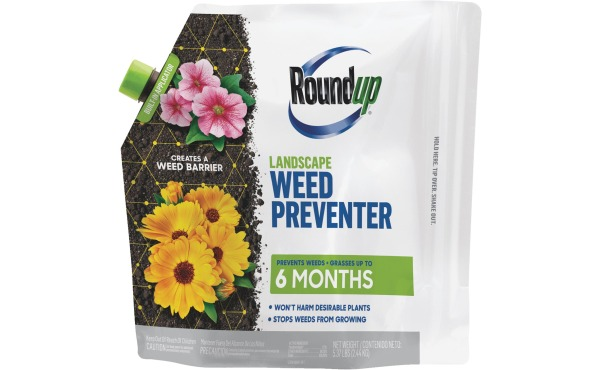 Roundup 5.4 Lb. Ready To Use Granules Landscape Weed Preventer